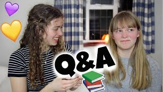 Cheeky Lil Q&A with Ruby Granger! 📚 Motivation to Revise, The Education System & Get to Know Us