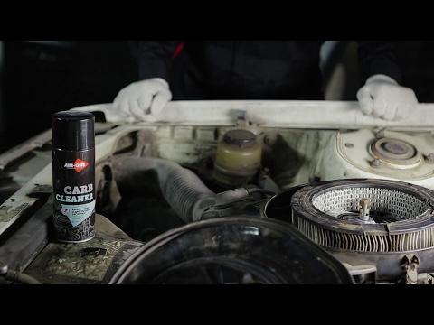 Очиститель карбюратора и дроссельной заслонки Aim-One 450 мл
