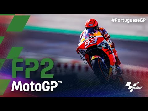 マルケスが復活! MotoGP 2021 第3戦ポルトガルGP フリープラクティス2のハイライト動画
