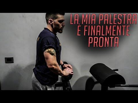 Gym Tour - La Mia Palestra ( fine collaborazione con la TopSkills)