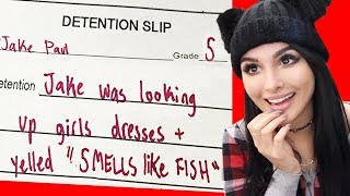 FUNNIEST DETENTION SLIPS GIVEN TO KIDS ft. dangmattsmith