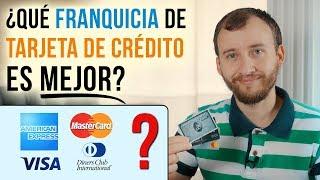 Video: Visa vs. Mastercard vs. American Express vs. Diners Qué Franquicia De Tarjeta De Crédito Es Mejor
