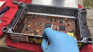 DDEC IV ECM Detroit Diesel common inspection/testing