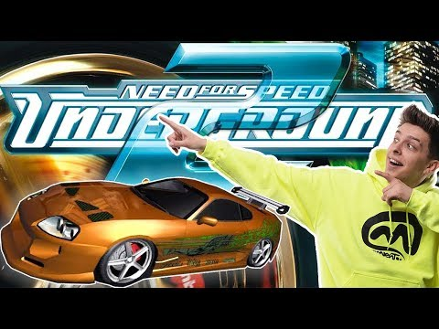 Hra mého dětství! | Need for Speed: Underground 2