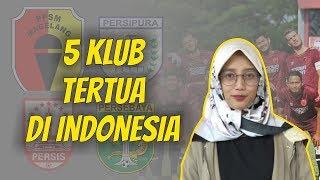5 Klub Sepakbola Tertua di Indonesia