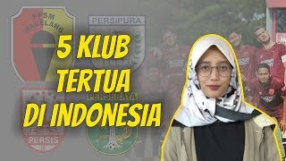 5 Klub SepakbolaTertua di Indonesia