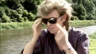David Bowie    Interview At Slane Castle, Ireland 1987