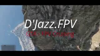 GTA5 - FPV diving to the beach