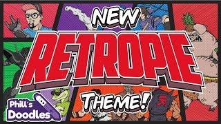 new retropie themes 2019 - TH-Clip