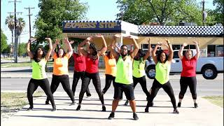Danity Kane - Show Stopper (Hip Hop Fit) Dance Fitness