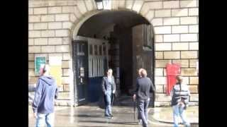 Mark Gatiss & Andrew Scott - Tournage du 14/04/2013