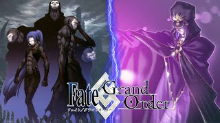 Medea  - (Fate/Grand Order) - FGO [NA] Parade of Hassans (Medea X Iri)  NeroFest 2018
