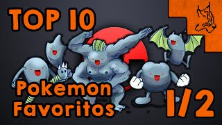 Define tu personalidad con 10 Pokemon (Top 10 PKMN Lynx) 1/2