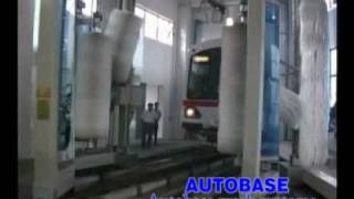 preview picture of video 'Train Wash Systems & machine AUTOBASE CHINA'
