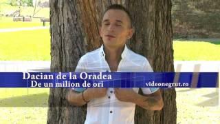 preview picture of video 'Dacian de la Oradea - De un milion de ori [Official Videoclip].mpeg'