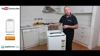 HWMP55-918 Top Load Haier Washing Machine reviewed by product expert - Appliances Online