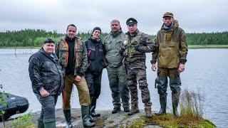 Отчеты о рыбалке карелия 2020 ноябрь