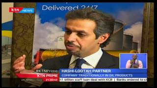 KTN Business: Dubai company SS Lootah signs partnership with Hashi energy, 5/10/16