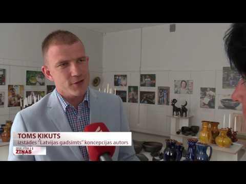VIDEO: Top Latvijas muzeju kopizstāde