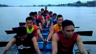 DRAGON BOAT TRAINING  | UKM Dayung Universitas Tanjungpura