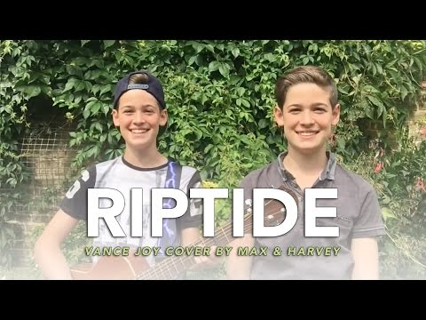 Riptide - Vance Joy (Cover by Max & Harvey)