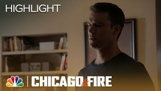 Dawson Says Goodbye   Chicago Fire (Episode Highlight)