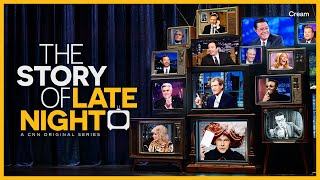 Picture of a TV show: The Story Of Late Night