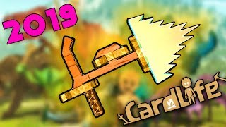 LÀM MÁY KHOAN SIÊU HIỆN ĐẠI ĐỜI 2019!?| Cardlife [6] w/ GVM