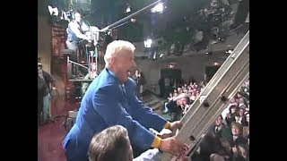 Bill Cosby, Tito Puente, Luke Perry on Late Show, March 7, 1995 (full, stereo)
