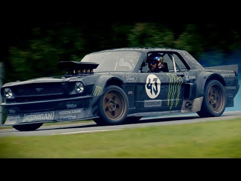 Ken Block's Audition | Top Gear