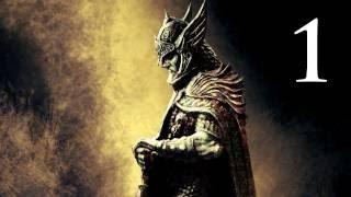 The Elder Scrolls 5 Skyrim Прохождение на русском - Часть 1