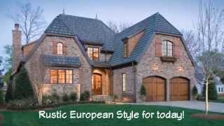 HousePlansPlus.com - HPP-2416 European House Plan Style