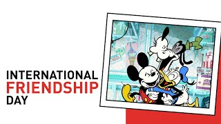 Mickey Mouse and Friends   International Friendship Day   Disney Shorts