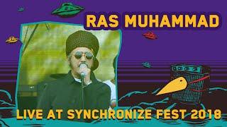 Ras Muhammad Live At SynchronizeFest 6 Oktober 2018