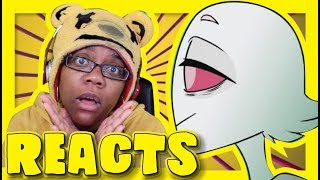 The Spider and The Butterfly by Dragonfoxgirl | Animation Reaction