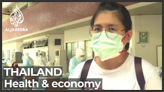 Thai government trying to balance health and economy