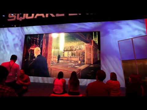 Dans les coulisses de l'E3 2012 de Hitman Absolution