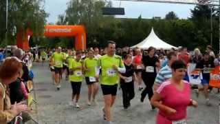 preview picture of video 'Gerasdorfer Stadtlauf 2012'