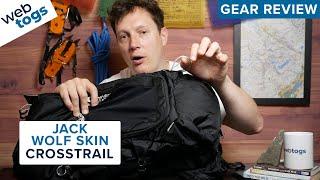 Jack Wolfskin Crosstrail 28 Backpack | Gear Review