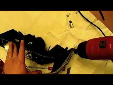 Eserciti bubnovskiya a ernia di condizioni di video di reparto cervicali