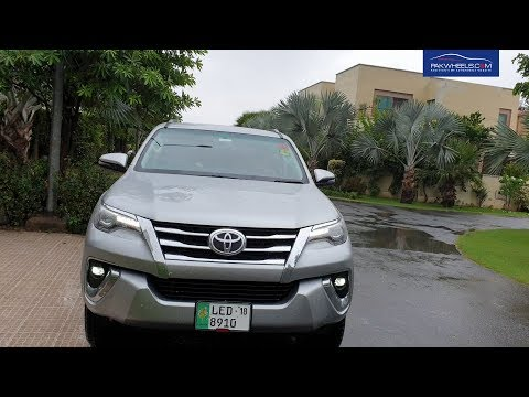 Toyota Fortuner Diesel 2.8 1GD | Sigma 4 | Owners Review