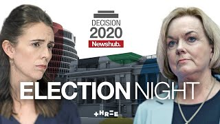 NZ election results coverage from Newshub | Decision 2020
