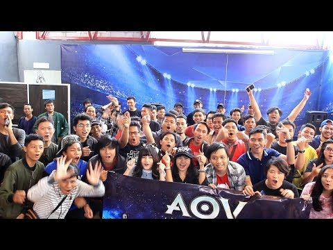 Komunitas AOV Region Tangerang