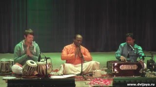 Concert of Indian music. Milind and Sandeep Dalal - Концерт индийской музыки Милинд и Сандип Далал