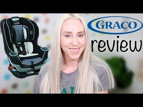 GRACO Extend2Fit Convertible CAR SEAT FULL REVIEW!