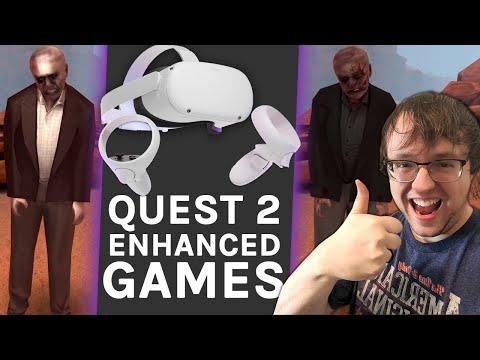 Oculus Quest 2 Launch Day Q&A Enhanced Gameplay Livestream