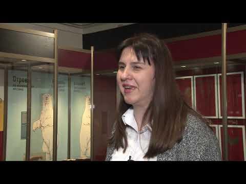 "Budućnost na planeti – dr Ana Paunović, autor izložbe ""Pazi otrovno!"""