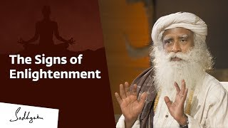 How Do You Recognize An Enlightened Being? - Sadhguru