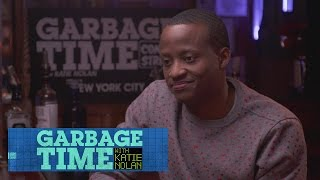 Garbage Time's Nore Davis at Comic Strip Live