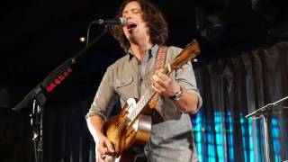 Davy Knowles - As The Crow Flies - 10/21/16 Space - Evanston, Illinois